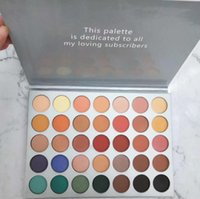 35 Colors M Brand Eye Shadow Palette Matte Shimmer Makeup Ey...