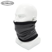 Winter Fleece Scarf Neck Warmer Bicycle Face Mask Hat Ski Sn...