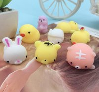 Cute Animals Knead Joy Whole Toy Pinch Ball Unzip Ball Stude...