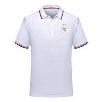 erkekler cezayir milli takım Futbol Tişört Futbol Kısa Kollu polo gömlek yaz Moda eğitimi Polo Gömlek futbol forması Erkekler Polos