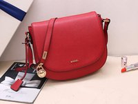 The hottest brand ladies fashion shoulder bag Cross pattern ...