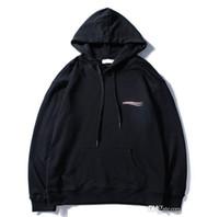 2020 neue Herrenbekleidung Homme mit Kapuze Sweatshirts Herren Damen Designer Hoodies High Street Supremo Print Hoodies Pullover Winter Sweatshirts