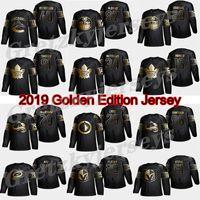 Торонто Мэйпл Лифс 2019 Golden Выпуск 91 Таварес 34 Matthews Эдмонтон Ойлерз 97 Макдэвид Vegas Golden Knights хоккейные майки