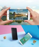 Teléfono celular original Nubia Z17 Mini 4G LTE 4 GB de RAM 64 GB ROM Snapdragon 653 Octa Core Android 5.2 pulgadas 16MP de huellas dactilares de identificación móvil elegante
