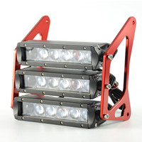 Motorcycle Headlights 90W 12V 3400lm LED Modified Three- Laye...