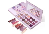UCANBE Arônes Nude Shadow Shefum Hummer Matte 18 couleurs Glitter Imperméable Perles Perles Eye-Shadow Maquillage Palettes