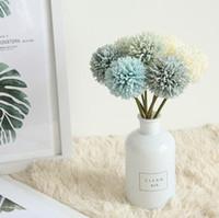 29 см искусственный одуванчик цветок шелк Гиацинт цветок поддельные завод свадебные украшения для дома партии отель садовые украшения