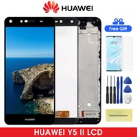 Y5 2 Lcd For Huawei II LCD Display With Touch Screen Digitiz...