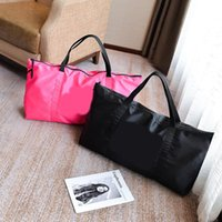 handbag Pink letter travel sports bags casual bag fashion la...