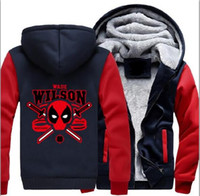 Dead Fish Sports com Capuz Hoodie Outono e Inverno Fleece manga comprida Jacket