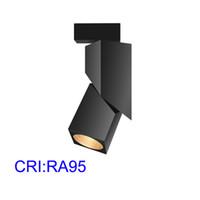 ضوء الخلفية سوبر ساحة الجودة بولارد الألومنيوم عالية المستوى الدوارة مرحلة واحدة بقيادة المسار بقعة ضوء 15W 85-265V المدخلات كري