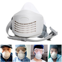 Anti Dust PM2. 5 Mask Respirator Mask Industrial Protective S...