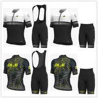 2019 New ALE pro team cycling jersey and (bib) shorts set br...