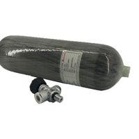 Acecare Горячие Продажи 6.8L CE Акваланг 4500psi 300bar Углеродного Волокна Пейнтбол Импорт Газовый Баллон С PCP Воздушно-Сжатый Gun-W