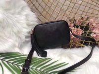 ديسكو سوهو حقائب الكتف CROSSBODY 2020 نساء نمط جديد حقيبة جلدية أزياء شرابة الكتف حقيبة السيدات المحافظ