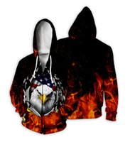 sports shoes d616f 4f41f Wholesale Eagles Hoodies for Resale - Group Buy Cheap Eagles ...