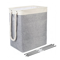 DYD Laundry Basket with Handles Linen Hampers for Laundry St...