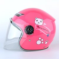 Nuoman523 Motorcycle Helmet Sports Craniacea Cycling Kids Mo...