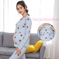 2019 New Women' s Maternity Tunic Tops Mama Clothes Flat...