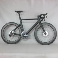 2019 Disc Carbon Road bike Complete Bicycle Carbon with SH1M...