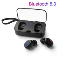 T18S Invisible Wireless Earbuds 5. 0 Bluetooth Earphone i9s i...