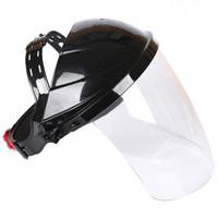 Trasparente saldatura Strumento saldatori Headset maschere protezione contro l'usura di scurimento auto della saldatura Caschi / Maschera / Maschera elettrico