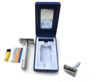 Wholesale-Safety Razor Weishi Copper Alloy Pearl Top Quality Simple Packing