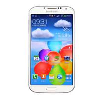 """Reformado original Samsung galaxy S4 Desbloqueado Smartphone Quad Core I9500 i9505 2G RAM 16G ROM 5.0 """"Android 5.0 WCDMA LTE 4G"""