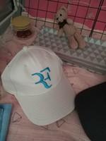 Лучшие продажи Hot Найти Похожую 30 2018 Hot Бейсболки новейших мужчин, женщины Роджер Федерер РФ Hybrid Hat теннисной ракетки шлем крышка Быстрой доставки