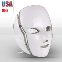 Hot Selling PDT 7 Colors LED Facial Mask Light Photon Therap...