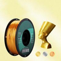 Один рулон 1KG 1.75mm PLA Нить 3D принтер Материал для печати Расходные материалы для печати НАКАЛИВАНИЯ для 3D печати Pen 3D принтер