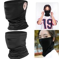 Halloween Half Face Mask Motorcycle Scarf Neck Wrap Warmer R...