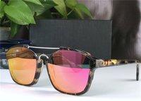 2019 Новый модельер солнцезащитные очки абстрактная квадратная рамка популярный авангардный летний стиль высокое качество Uv400 защитные очки