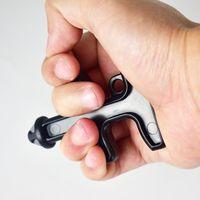 campeggio Defensa attrezzo esterno personali Autodifesa di plastica di nylon acciaio personale Stinger Drill protezione di sicurezza tattico strumento FT90