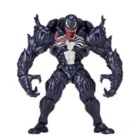 No.003 Spiderman Venom modèle d'action Figure jouets L'incroyable jouet de la collection Spider-Man PVC 16cm