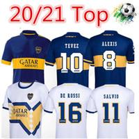 الجديدة 2020 بوكا جونيورز الرئيسية ديب بلو كرة القدم جيرسي 20/21 الموسم بوكا جونيورز الرئيسية لكرة القدم الزي الرسمي لكرة القدم قميص مبيعات شحن مجاني