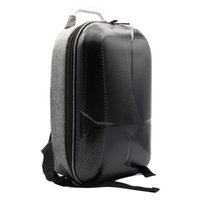 ABDB-Hard Shell Carrying Backpack Bag Case Waterproof Anti-For Dji Mavic Pro Futural May2 Digital