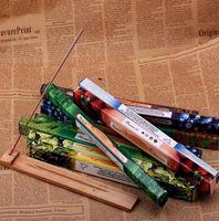 Mix di colore di modo Handmade Darshan incenso fumo bastone di incenso Incenso multipli 8pcs Fragrance = 1 piccola scatola DHL GD134