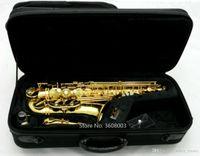الساكسفون ألتو ساكس E شقة المشتري Dirko JP 769 DJ II العلامة التجارية الجديدة (DR19-392) الجمارك كلاسيكي نموذج آلات موسيقية