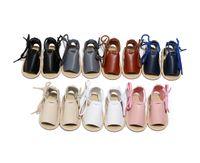 جديد الطفل أطفال الصنادل أحذية 2019 الصيف أزياء طفل أحذية الرضع مشوا الأولى مشوا الوليد أحذية مشوا