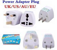 Universal Power Adapter-Spielraum-Adapter AU-US-EU-BRITISCHER Stecker-Ladegerät-Adapter-Konverter 3 Pin Wechselstrom für Australien Neuseeland