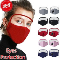 New Designer Fast Shipping Cotton Face Mask With Eye Shield ...