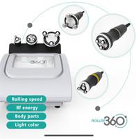 Máquina portátil de terapia de radiofreqüência de rádio RF para perder peso emagrecimento rolando Equipamento de Sliming OT Celulite Dissolver