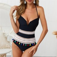 2019 Sexy One Piece Swimsuit Female Backless Bodysuit Brazil...