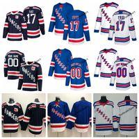 2018 Winter Classic New York Rangers Jesper Fast Hockey Jerseys Mens Custom  Name Home Blue  17 Jesper Fast Stitched Hockey Shirts S-XXXL e7ee29d1b