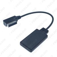 자동차 블루투스 무선 오디오 어댑터 Audi MMI 3G 멀티미디어 시스템 스테레오 헤드 유닛 # 6271