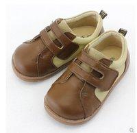 Tipsietoes бренд высоко оценка овчины кожи детские детские школьные обувь кроссовки для мальчиков и девочек 2020 осень весна A63001