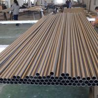 Tubo de titanio ASTM B337 Gr5 sin soldadura Tubo de titanio de pared delgada tubo de escape tubo sin soldadura de titanio Gr1 Gr2 Gr5