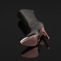 New Style Beautiful Ladies Boots Gas Inflatable Lighter Stra...