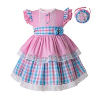 Pettigirl Summer kids boutique clothing Heart- shaped Hollow ...
